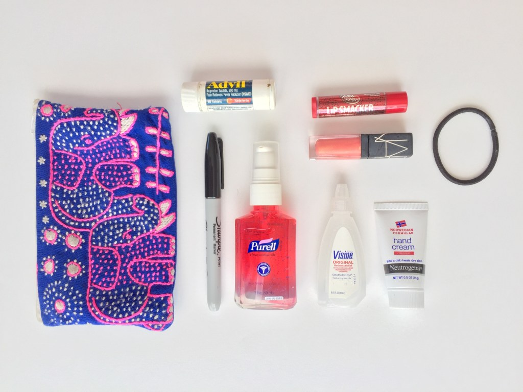 What's In My Bag | Blairblogs.com