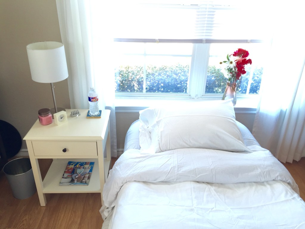 "Creating a ""Guest Spot"" When You Don't Have a Guest Room 