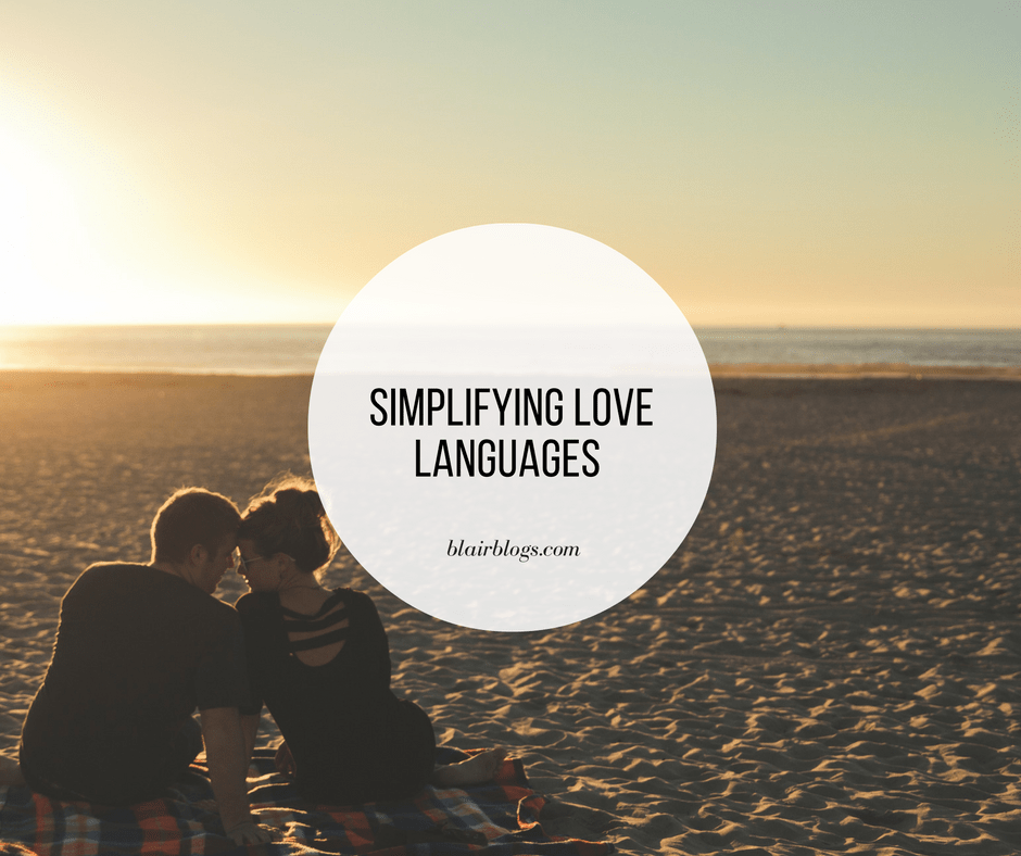 Simplifying Love Languages + Giveaway | EP27 Simplify Everything