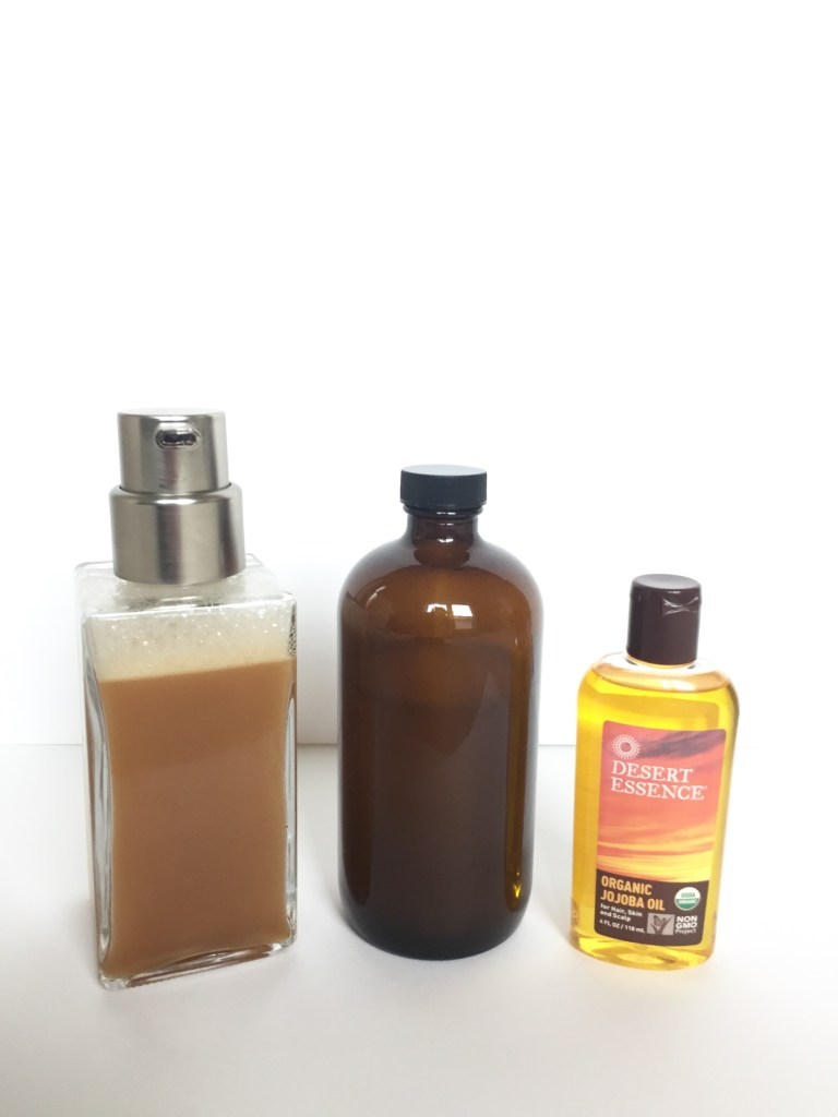 Natural, Homemade 3 Step Skincare System with Essential Oils | BlairBlogs.com