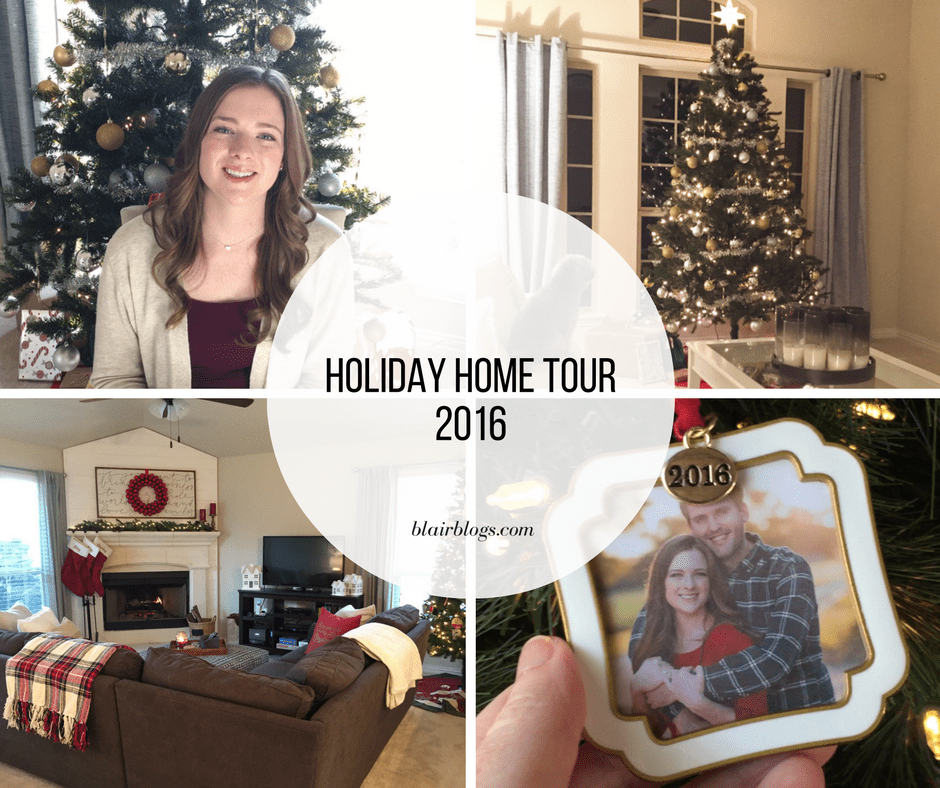 Holiday Home Tour 2016