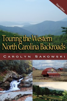 TouringWesternNC_THIRD_ED