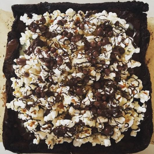 Brownie to die for.