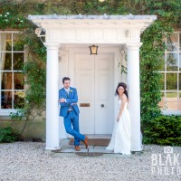 Preview: Jen and Paul's Gorgeous Northbrook Park Wedding