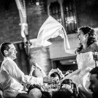 An Epic Celebration: Michele and Joseph's London Wedding