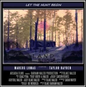 The Land. An Indie suspense thriller shot in Cinemascope