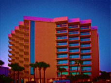 Bahama House Beach Resort At Dawn II