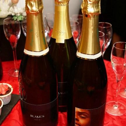 Champagne aux couleurs de BLAKE'S
