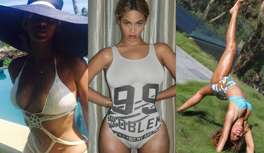 Les plus beaux maillots de Beyonce, des looks à copier pour cet été