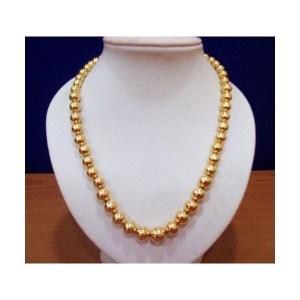 Collier grain d'or