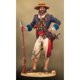 Figurine de boucanier