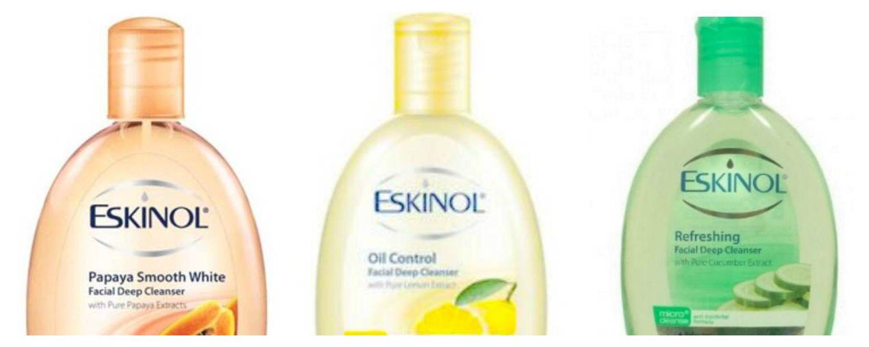 Les lotions Eskinol, les armes imparables pour une peau de bébé !