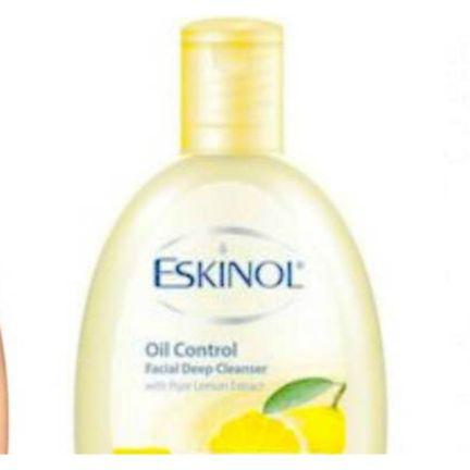 Les lotions Eskinol pour la peau