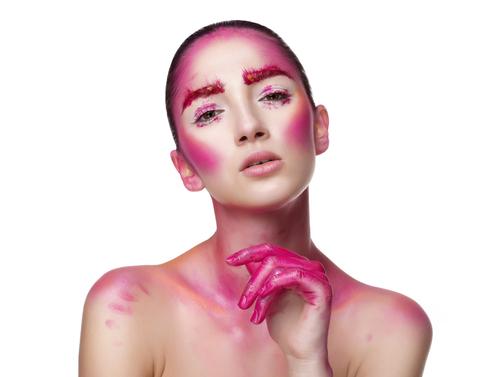 Un blush trop insistant vous fait ressembler à ça !