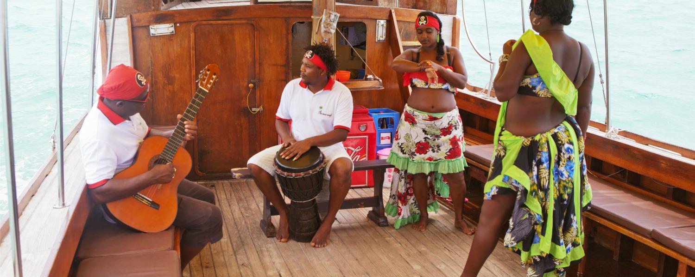Danses et musiques traditionnelles des Antilles-Guyane françaises