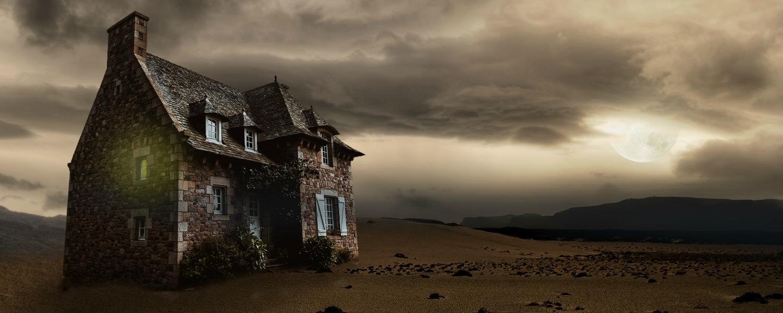 Halloween : A nous la maison hantée !