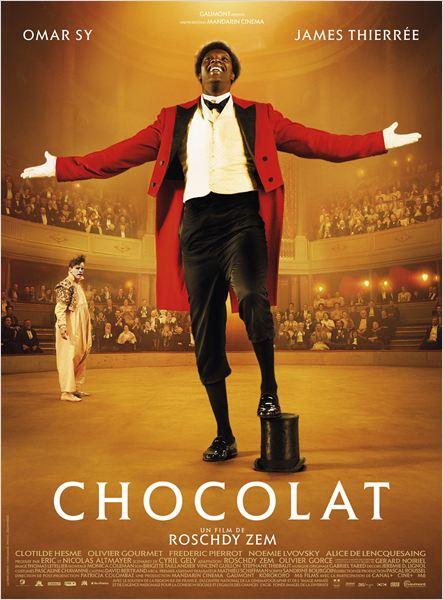 Affiche film Chocolat/ Gaumont
