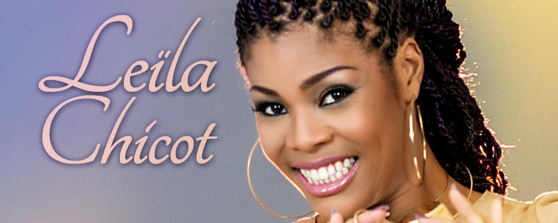 Leila Chicot, messagère de l'amour !