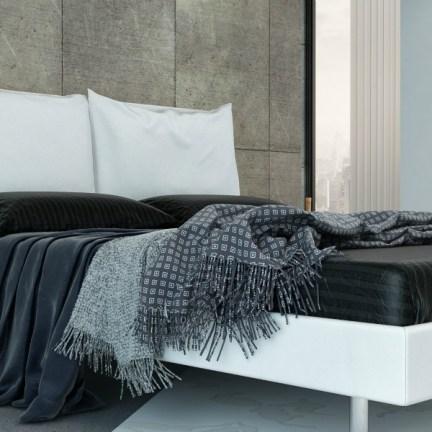 Maison au décor minimaliste