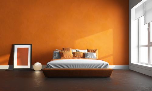 Peindre un mur peu réchauffer une pièce