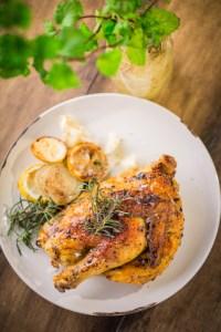 """Le poulet du bouillon d""""awara"""