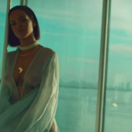 Rihanna dans needed me