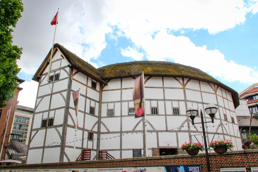 Shakespeare's Theatre.