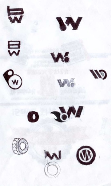 Logo sketches 1