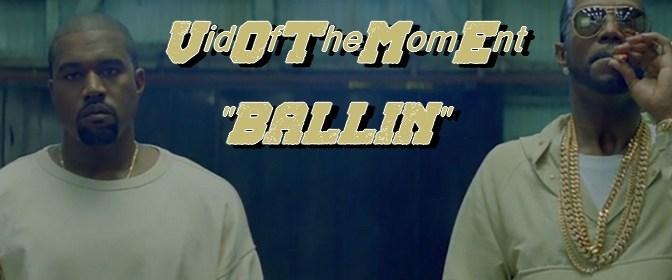 Video Premiere: Juicy J – Ballin (Feat. Kanye West)