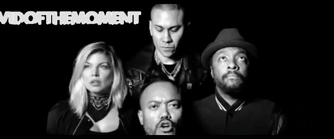 Video Premiere: Black Eyed Peas -#Wheresthelove (Feat. Various Artists)