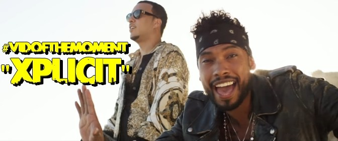 Video Premiere: French Montana – XPlicit (Feat. Miguel)