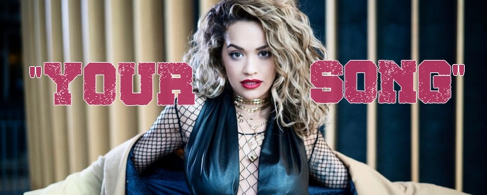 Video Premiere: Rita Ora - Your Song