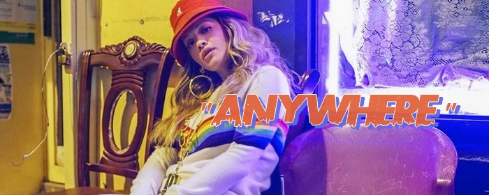 Video Premiere: Rita Ora - Anywhere
