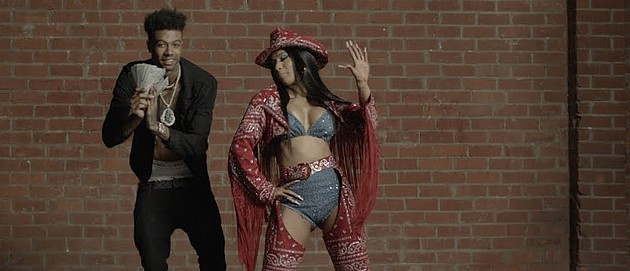 Video Premiere: Blueface - Thotiana (Remix) (Feat. Cardi B)