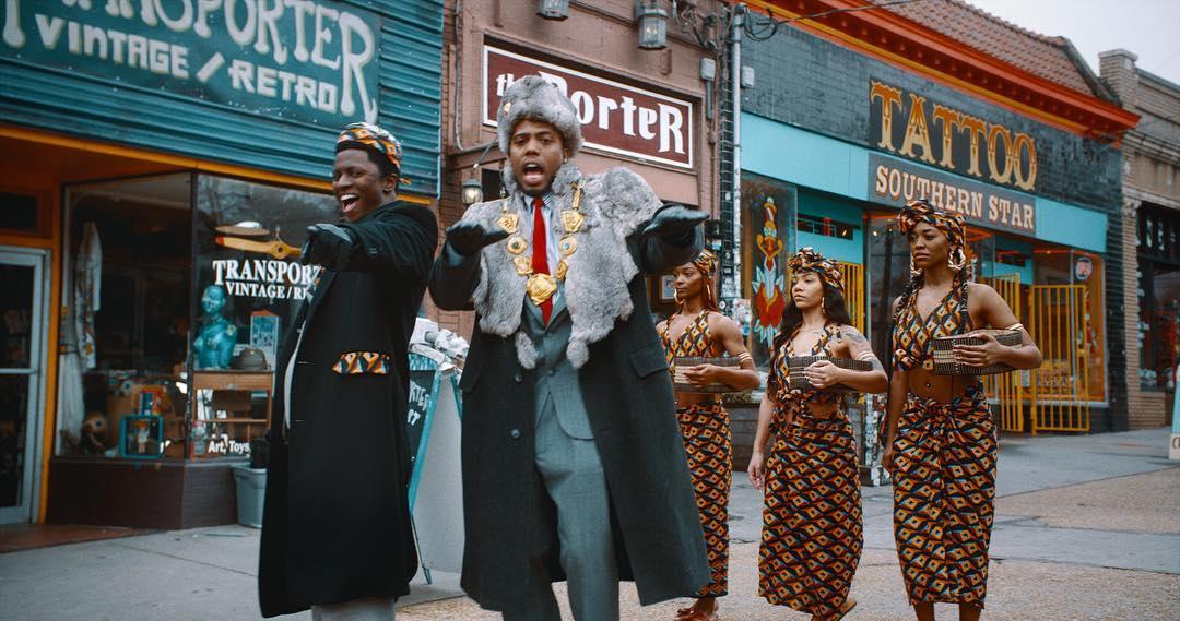 Video Premiere: B.o.B - Soul Glo