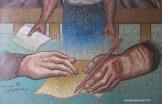 The Juror, Armando Campero, detail