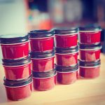 Stacks Of Jars
