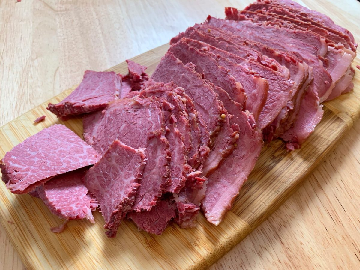 Mouth-Watering Guinness Braised Corned Beef (Instant Pot)
