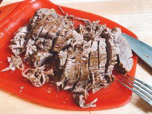 Shredded Beef