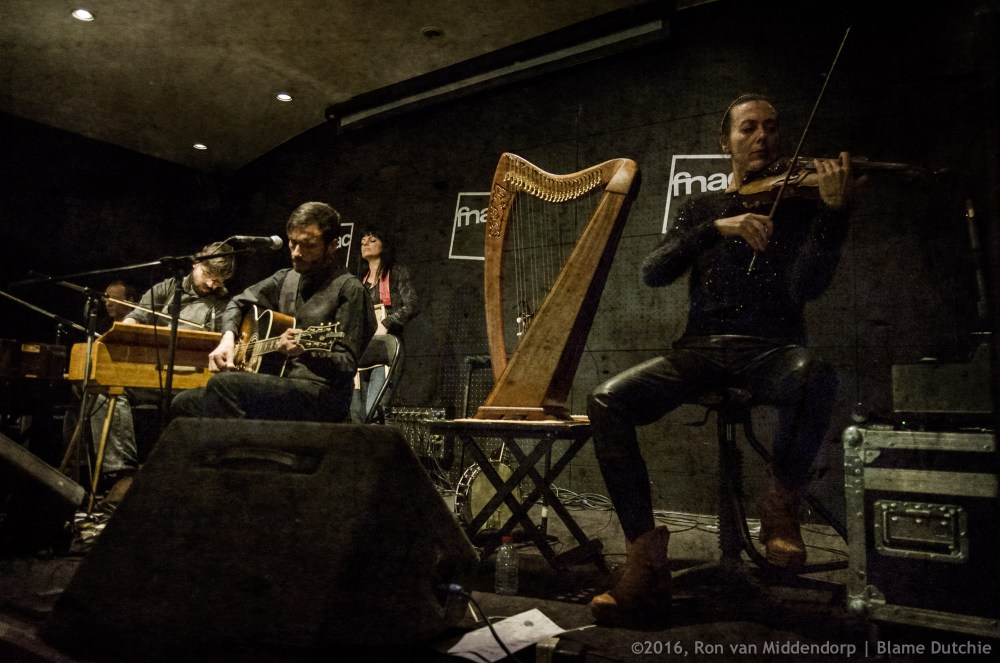 photo: A Jigsaw live @ Fnac