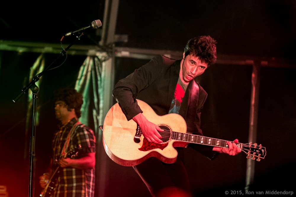 photo: David Fonseca live @ Festas do Mar 2012
