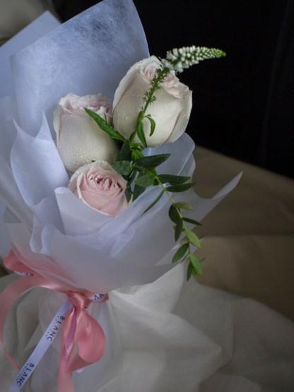 KUNZITE - PINK ROSES   ROSE DYNASTY   BLANC SIGNATURE