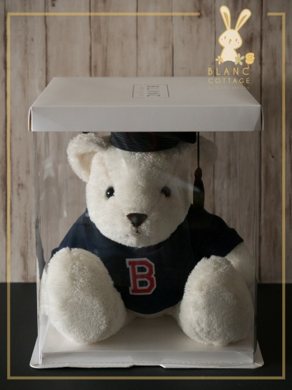 🐻  BUTTER TEDDY - CREAM BEAR DOLL | 2019 COLLECTION | BLANC COTTAGE