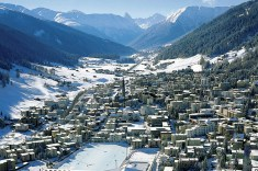 Imagen de Davos