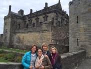 En Stirling Castle