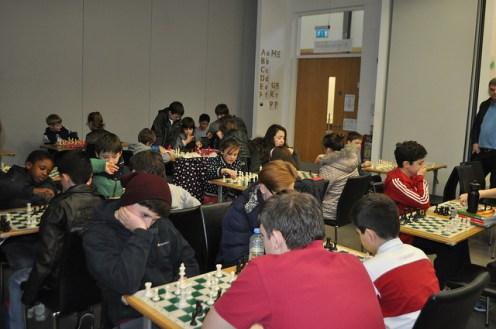 Saturday Chess Club