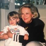 Jordan & Grandma Blanche