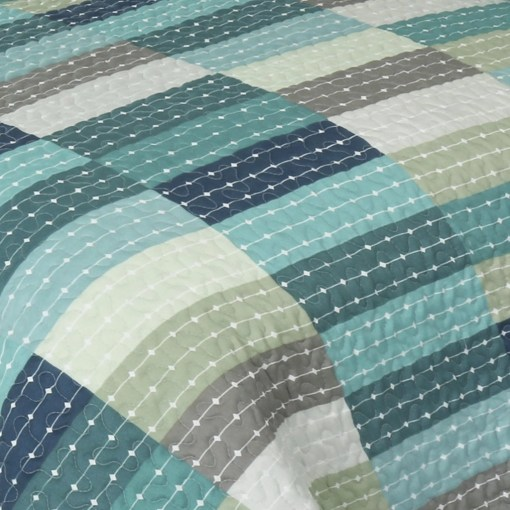 Cobertor verde