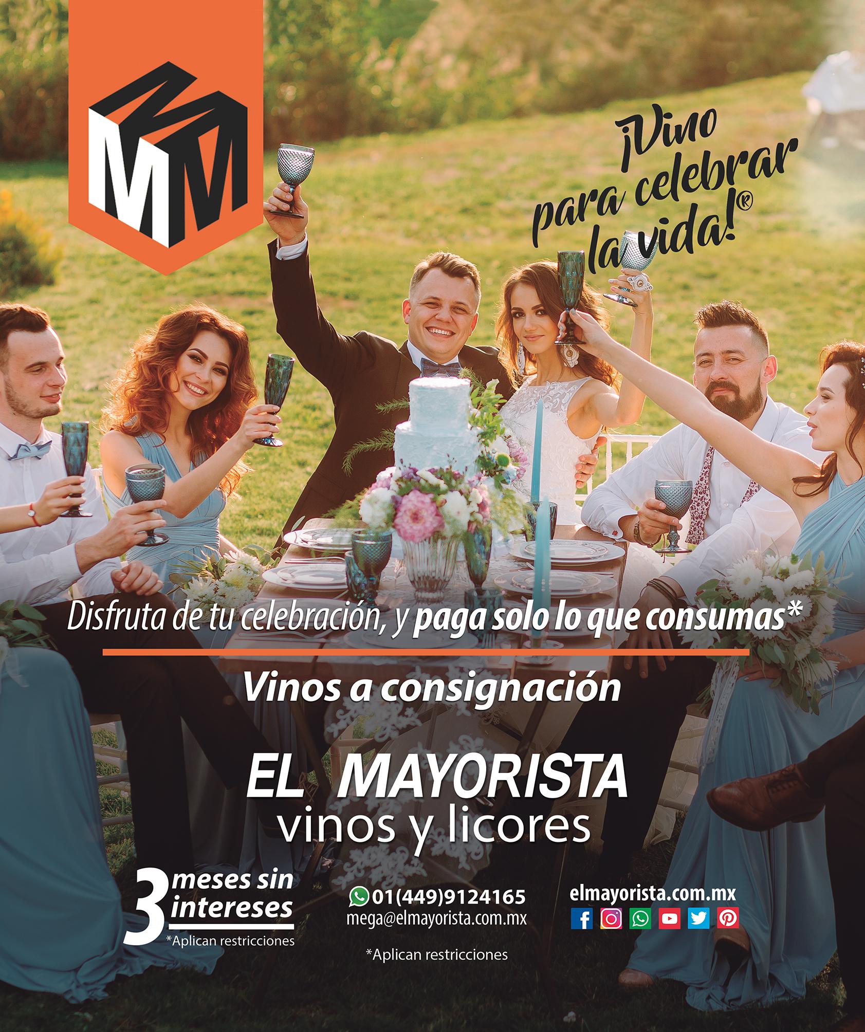 MAYOTISTA DE VINOS