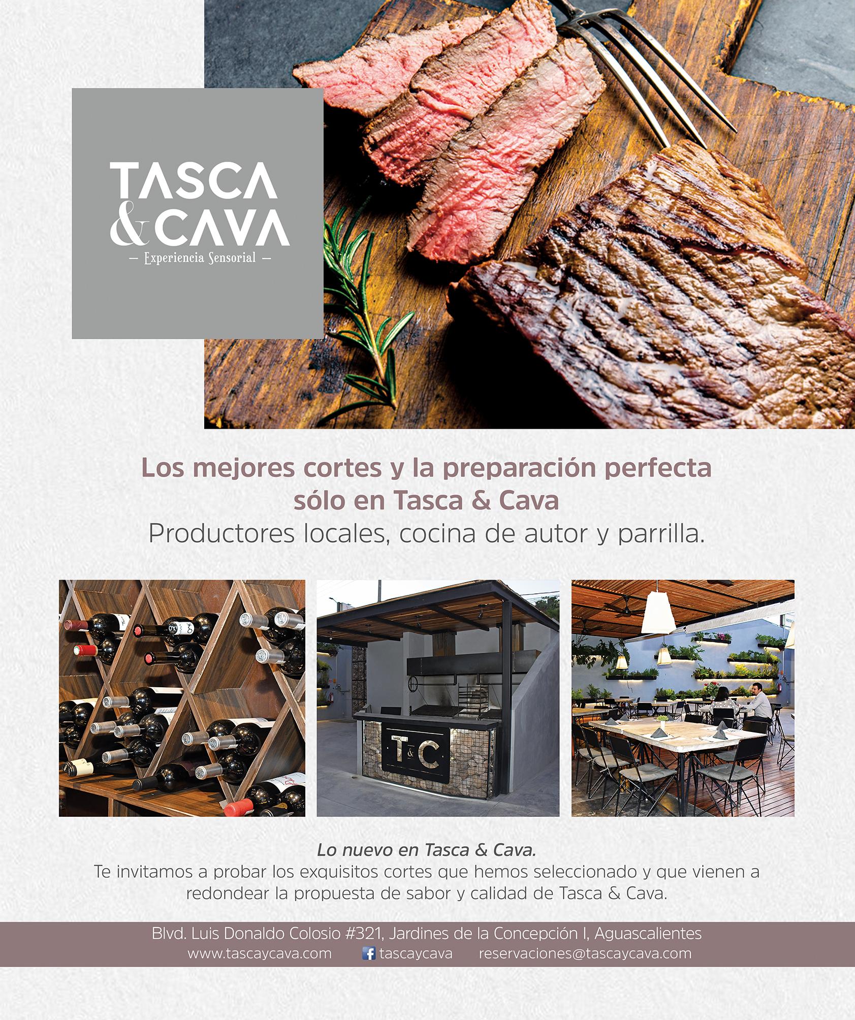 TASCA Y CAVA